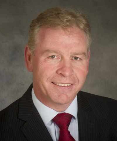 Richard Flinton, Chief Executive North Yorkshire County Council