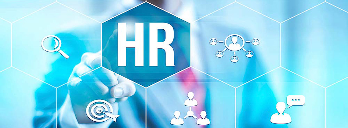 'What is HR?' graphic