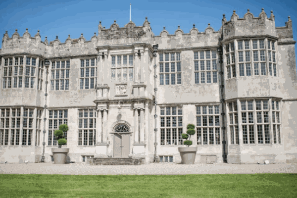 Howsham Hall wedding venue in North Yorkshire