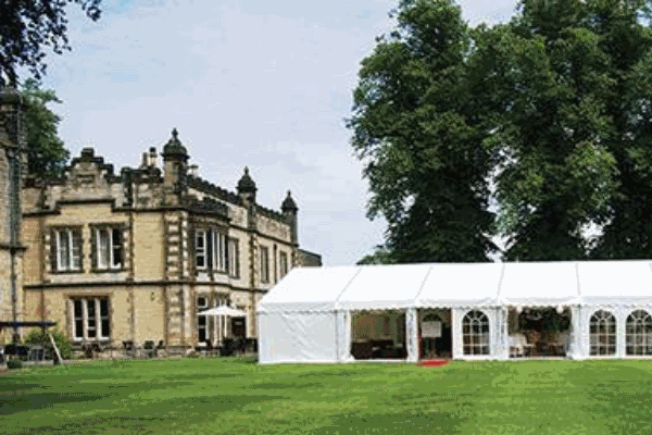 The Old Lodge wedding venue in North Yorkshire