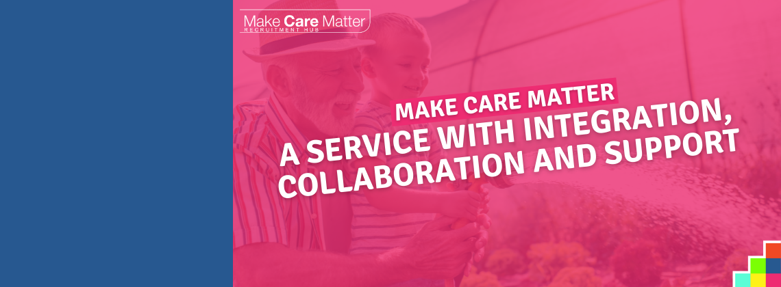 Delivering a truly integrated, collaborative and supportive local health and social care system.