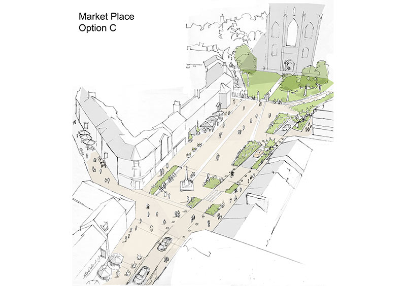 Market Place Option C