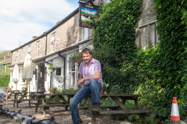 How a landlord, community and council put a pub back together