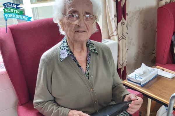 Bedale care home is one of many combating lockdown loneliness with new technology