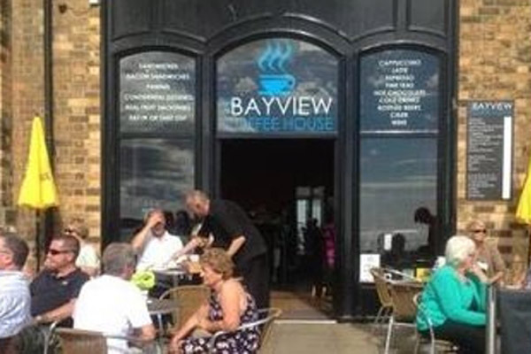 Bay View Coffee House is offering Healthier Choices in North Yorkshire.