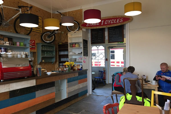 Firebox Cafe is offering Healthier Choices in North Yorkshire.