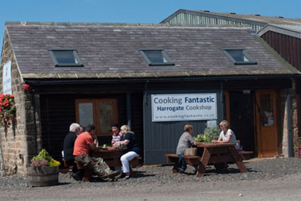 Cooking Fantastic Coffee Shop is offering Healthier Choices in North Yorkshire.