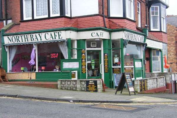 North Bay Cafe is taking part in the North Yorkshire Healthier Choices.
