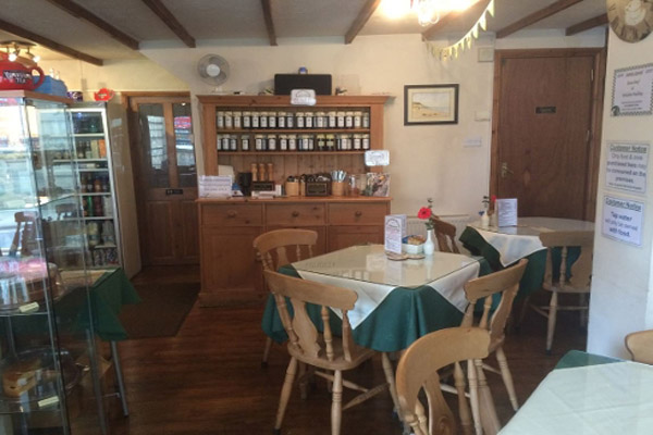 The Old Granary Tea Shop is offering Healthier Choices in North Yorkshire.