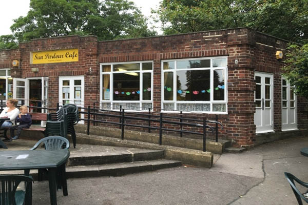 Sun Parlour Cafe is offering Healthier Choices in North Yorkshire.