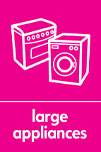 Image symbolising dishwashers and large appliances