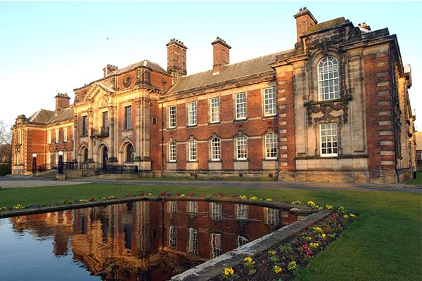 County Hall in Northallerton, North Yorkshire