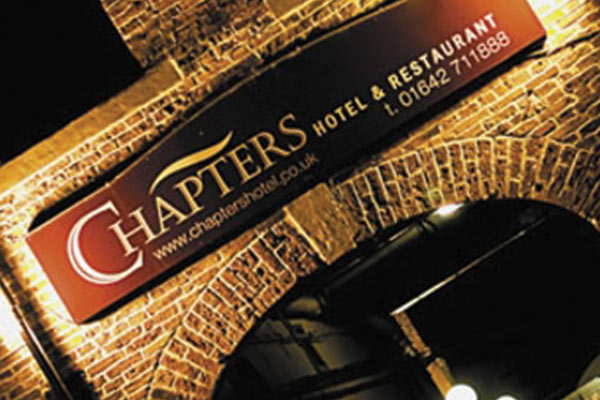 Chapters Hotel & Restaurant