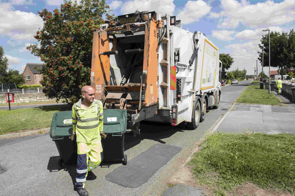 Waste and recycling collection