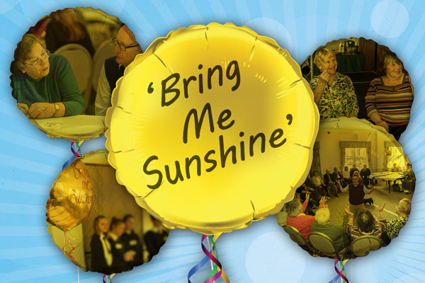 Bring me sunshine, the North Yorkshire dementia strategy.