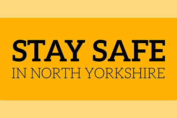 Stay Safe in North Yorkshire