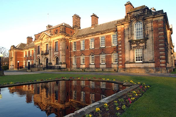 County Hall, Northallerton.