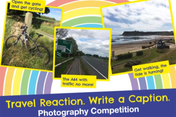 Active travel photography competition