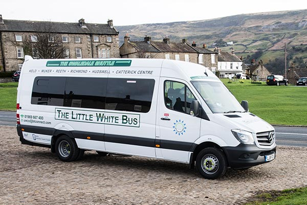 Community transport bus