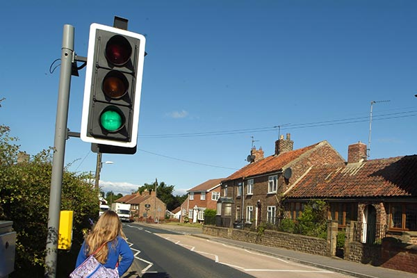 traffic lights north yorkshire county council