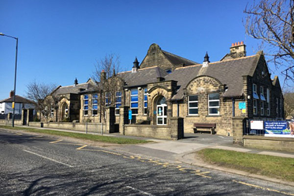 Skipton Ings Community Primary and Nursery School.