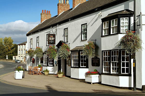 Crown Hotel Boroughbridge.