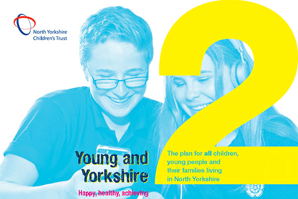 The Young and Yorkshire 2 plan cover.
