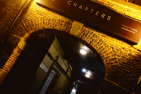 Chapters Hotel