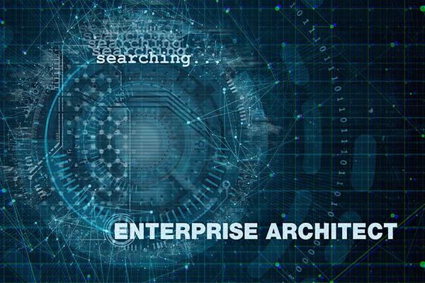 Enterprise Architect abstract image