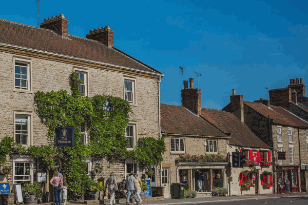 Feather Hotel in Helmsley
