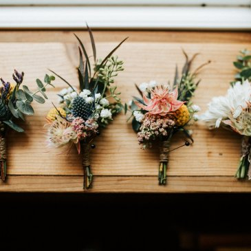 Wedding flower bundle