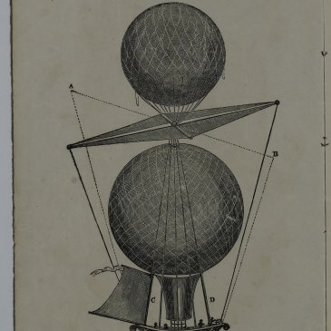 "Practical Remarks on Aerial Navigation"" by Sir George Cayley bart. Reprinted from the Mechanics' Magazine No.708, 4 March 1837"