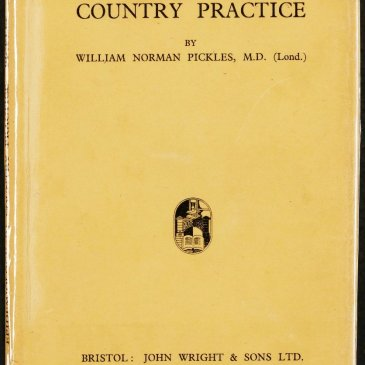 Front cover of his book