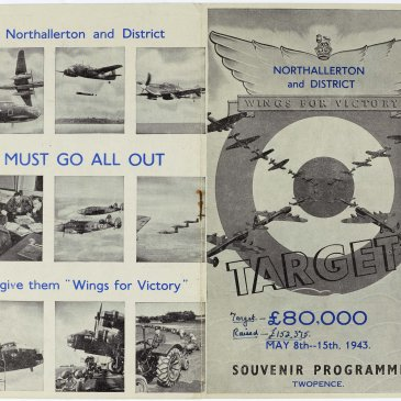 The local civilian population held fund raising events for the armed services.  An event in Northallerton in May 1943 raised almost double its £80,000 target.