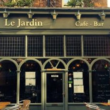 Photograph of Le Jardin restaurant in Scarborough