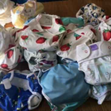 Washable nappies
