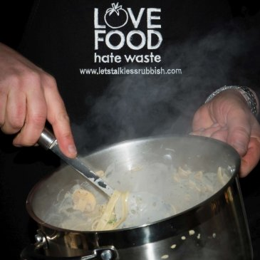 Love food, hate waste.