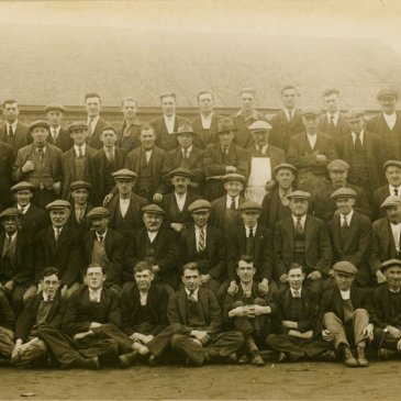 Cochrane and Sons Limited, later Cochrane Shipbuilders Limited, was one of the most significant employers in the Selby area.    Image: A photograph of joiners and sawyers from Selby shipyard, c. 1930. Trawling through time, North Yorkshire County Record Office.