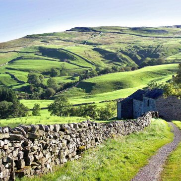 Drystone walls and barns of the Yorkshire Dales