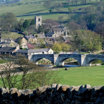 Burnsall in the Yorkshire Dales