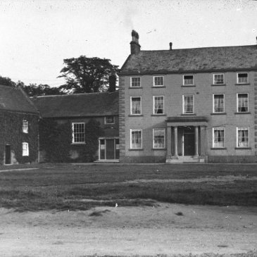 Photograph of Great Ayton Friends' School, founded by Thomas Richardson in 1841.