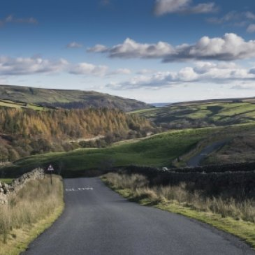 Arkengarthdale road views