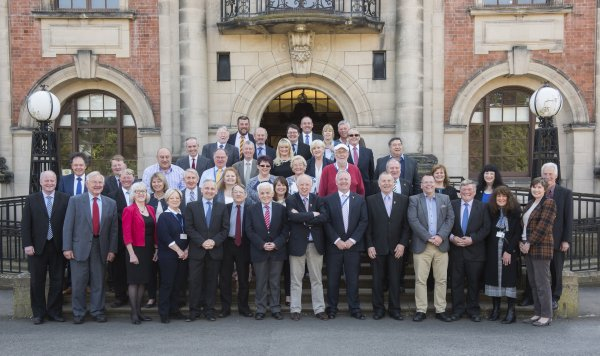 North Yorkshire County Councillors