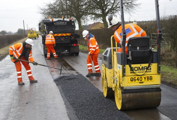 Resurfacing work is to start in September