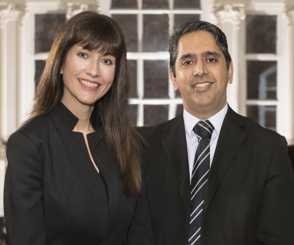 Hilary Irving and Barry Khan are director and managing director of First Law North.