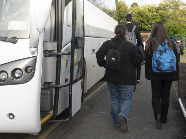 New charges for home-to-school transport are to be introduced for students in post-16 education.