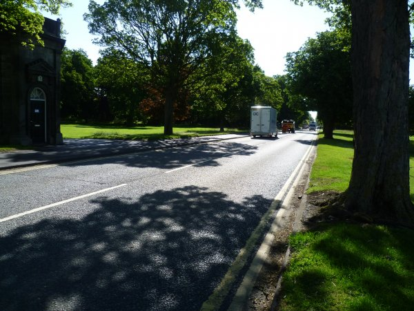 Wetherby Road in Harrogate, which will be the subject of improvement works