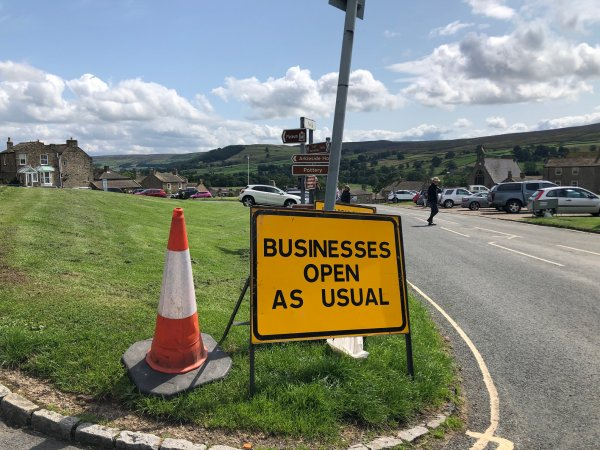 North Yorkshire's engineers have designed temporary replacements for bridges which were severely damaged in last week's floods, as they work to reconnect Dales communities as quickly as possible.