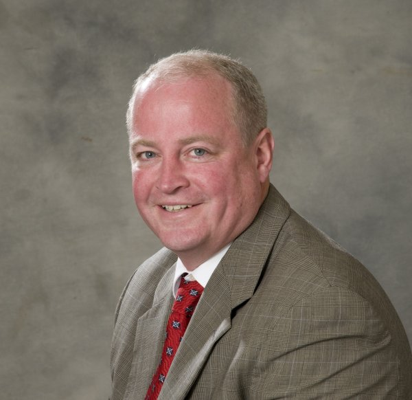 Cllr Patrick Mulligan, North Yorkshire's Executive Member for Education and Skills