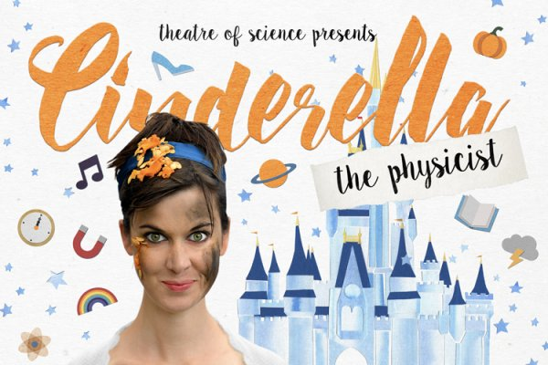 poster for Cinderella the Physicist
